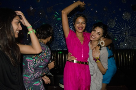 delhi fashion week after party