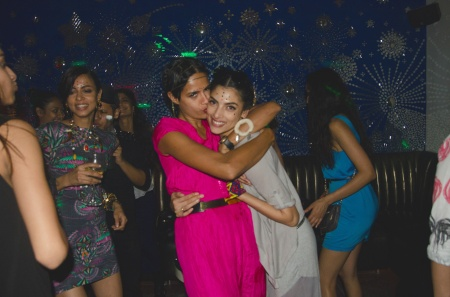 delhi fashion week after party